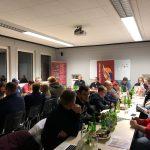 Letzte Sitzung der Jugendfeuerwehrwarte in 2018