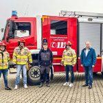 Spendenmarsch zu Gunsten des Kreisfeuerwehrverbandes Ahrweiler